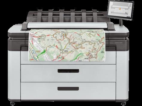 HP DesignJet XL 3600 billigst hos PrintWise
